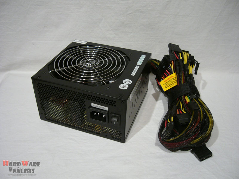 Zalman ZM500-RS