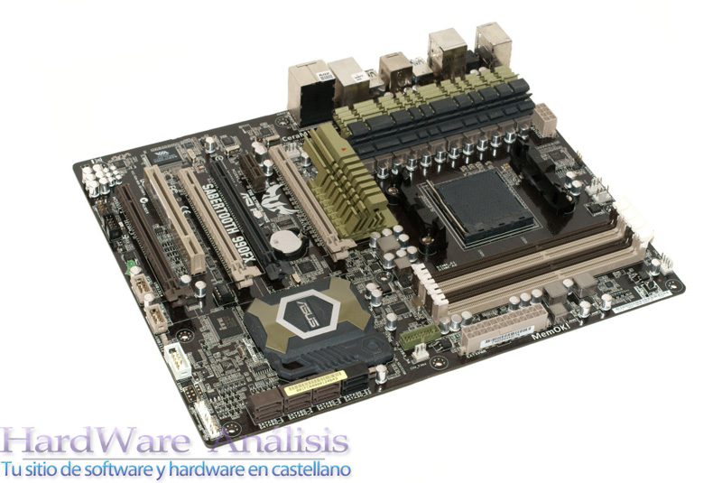 Placa base ASUS SABERTOOTH 990FX